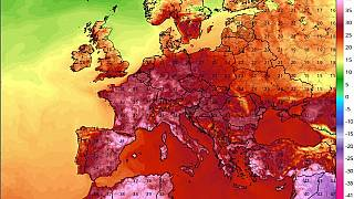 Temperatures of 35-40 Celsius expected to grip Europe next week