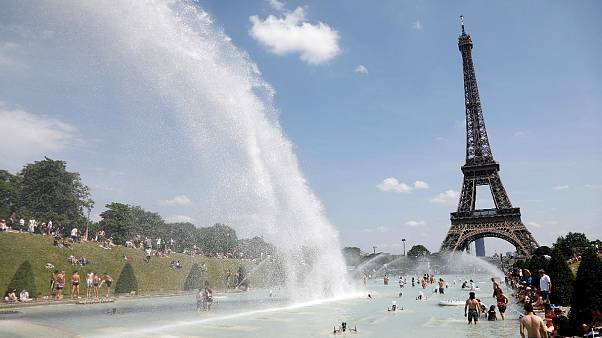 Europe heatwave: temperatures could pass 44.1C record in France