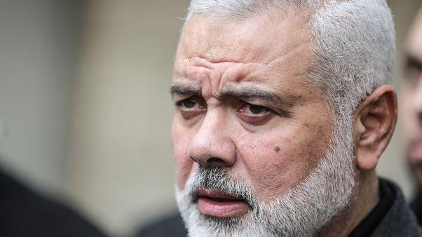 """Hamas: """"İsrail ile gerçekleştirilen ateşkes anlaşması tehlikeli bir aşamaya girdi"""""""