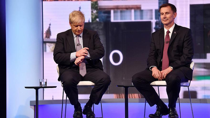 GB, dopo-May:  restano in corsa Boris Johnson  e Jeremy Hunt
