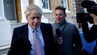 Boris Johnson 5. turu da açık ara kazandı: İngiltere Başbakanlığı için son tura girildi