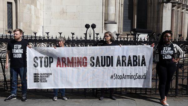 مسؤول أمريكي يؤكد دعم بلاده للسعودية بعد حكم بريطاني بشأن صفقات السلاح