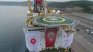 Erdgasstreit im Mittelmeer: Türkei schickt weiteres Bohrschiff
