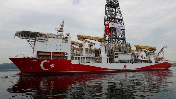 Турция продолжит добычу газа у берегов Кипра