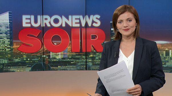 Euronews Soir : l'actualité du jeudi 20 juin 2019