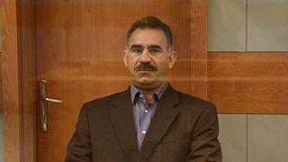 Abdullah Öcalan (Arşiv)