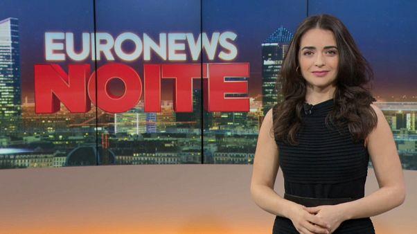 Euronews Noite | As notícias do Mundo de 20 de junho de 2019