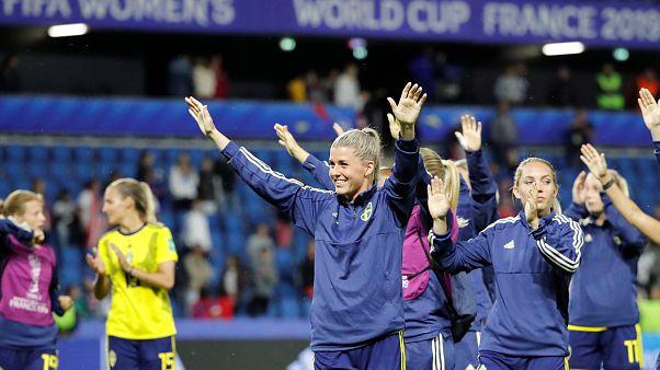Női foci-vb: a rekordok napja
