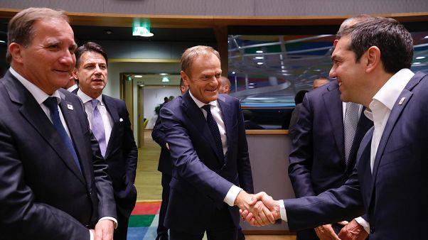 Ευρωπαϊκό Συμβούλιο για Τουρκία: «Στοχευμένα μέτρα» αν δεν σταματήσει τις προκλήσεις