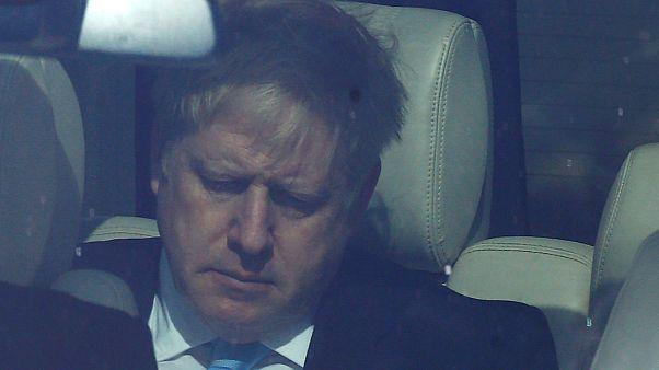 Uk: sarà duello tra Johnson e Hunt per la successione alla May