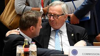 Une première journée dans l'impasse au sommet européen à Bruxelles