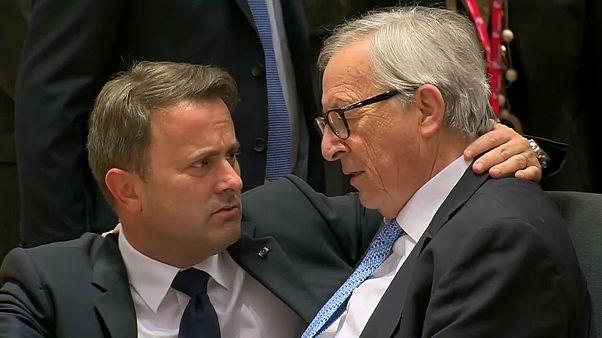 Los líderes europeos fracasan en su intento de encontrar un sucesor a Juncker