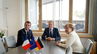 Nem sikerült megállapodni a csúcsjelölt személyében az uniós csúcson