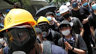 Hongkong: tüntetés a kiadatási törvénytervezet ellen