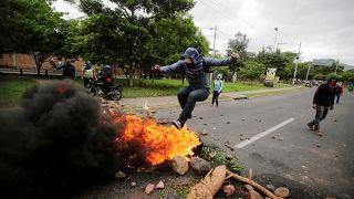 Honduras ordena un despliegue militar ante las protestas