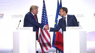 Distensión EEUU-Irán en el G7