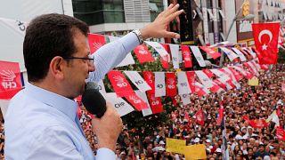 Election pour la prise de la mairie d'Istanbul : acte II