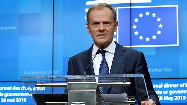 موضع رئیس شورای اروپا در قبال تحولات خلیج فارس: گاهی بهتر است که مداخله نشود