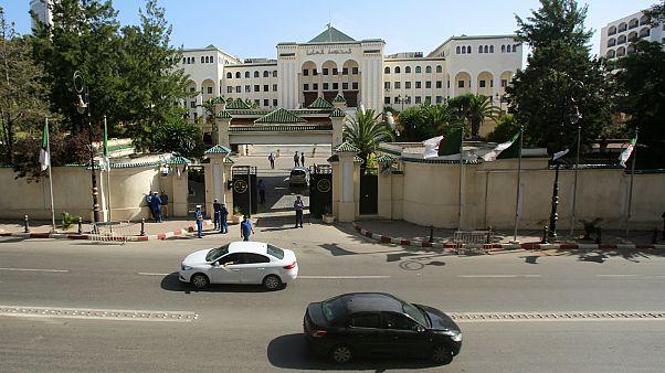 مقر المحكمة الدستورية الجزائرية