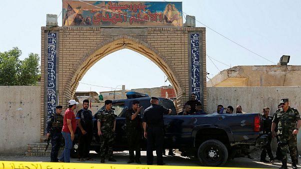 انفجار در مسجد شیعیان در شرق بغداد ۷ کشته بر جای گذاشت
