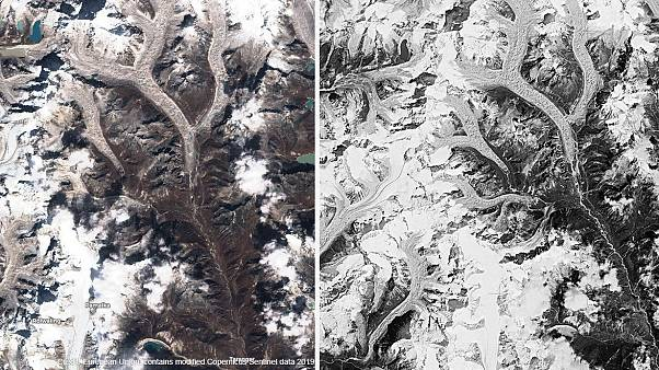 I ghiacciai dell'Himalaya si sciolgono al doppio della velocità, lo mostrano queste foto satellitari