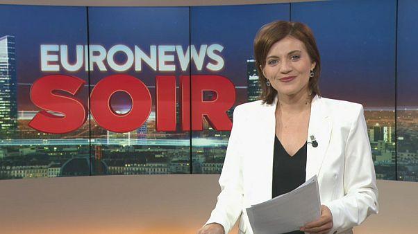 Euronews Soir : l'actualité du vendredi 21 juin 2019