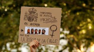 Spanish court sentences 'Wolf Pack' to 15 years in prison for rape