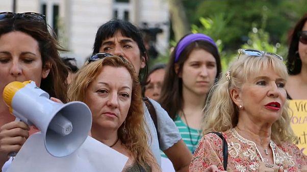 Alivio en las calles tras la sentencia del Supremo que aumenta la prisión para La Manada