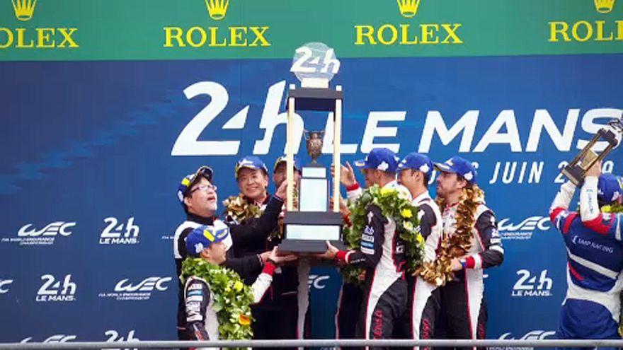 Toyota conserve son titre aux 24 heures du Mans