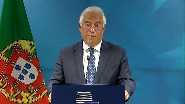 PM português congratula-se com primeiro passo para orçamento da zona euro