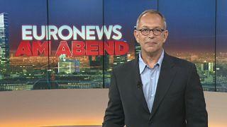 euronews am Abend - das wichtigste des Tages