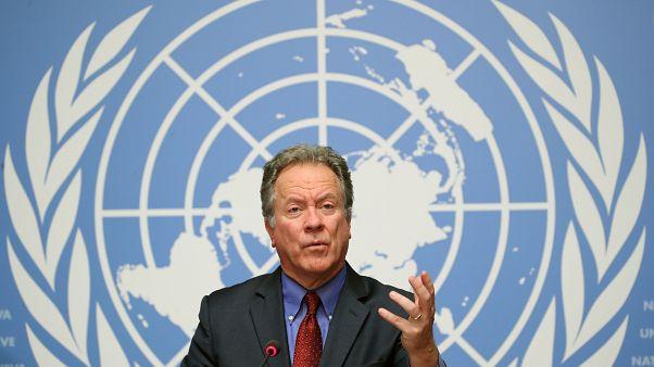 المدير التنفيذي لبرنامج الأغذية العالمي ديفيد بيزلي