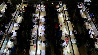 Fransa'da lise bitirme sınavı öncesi çalınan sorular ve cevapları sosyal medyaya düştü