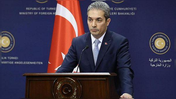 Türkiye'den Yunanistan'ın müftülük düzenlemesine Lozan Antlaşması hatırlatmalı tepki