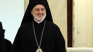 Αρχιεπίσκοπος Αμερικής:«Θέμα τιμής η ανοικοδόμηση του Αγίου Νικολάου»