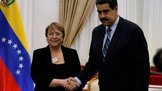 Hoffnung für die inhaftierten Oppositionellen in Venezuela?