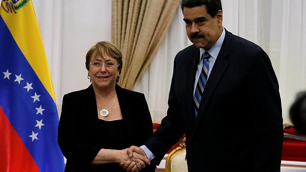 سازمان ملل بر وضعیت حقوق بشر در ونزوئلا نظارت می کند