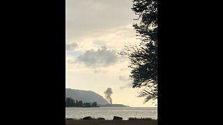 تحطم طائرة بولاية هاواي الأمريكية ومقتل جميع الركاب