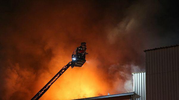 Fransa'nın başkenti Paris'te yangın: 3 ölü, 31 yaralı
