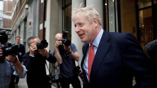 Police called to Boris Johnson's home after altercation with partner