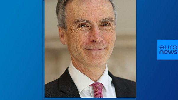 اندرو موریسون، وزیر مشاور در امور خاورمیانه در وزارت خارجه بریتانیا