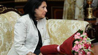 """Georgia, la presidente Zourabichvili: """"no a escalation con Mosca"""""""