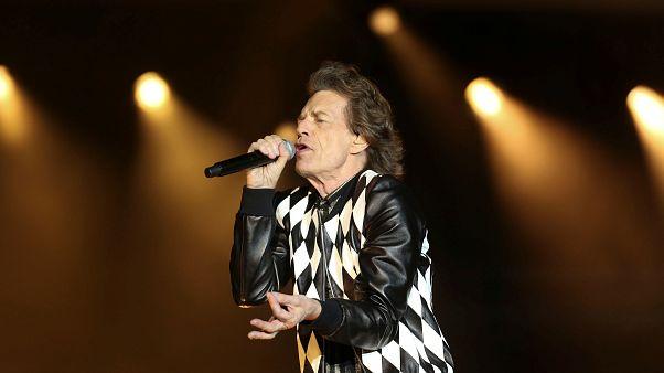 Jagger reaparece lleno de energía tras su operación de corazón