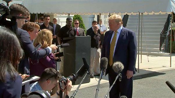 Trump confirma a imposição de mais sanções contra o Irão