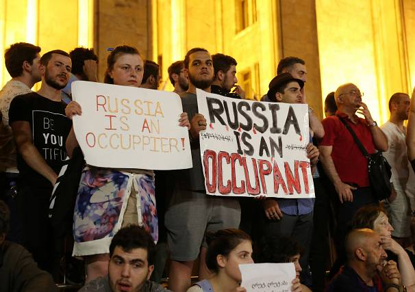 Diritti d'autore: REUTERS/Irakli Gedenidze