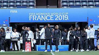 Женский ЧМ: победы Германии и Норвегии