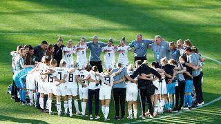 Alemanha imparável rumo aos quartos de final do mundial feminino