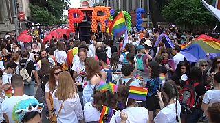 Rumänien feiert Gay Pride