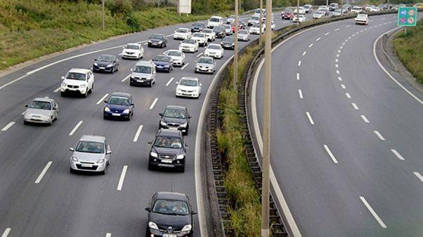 İstanbul seçimlerinde kara yollarında trafik durumu