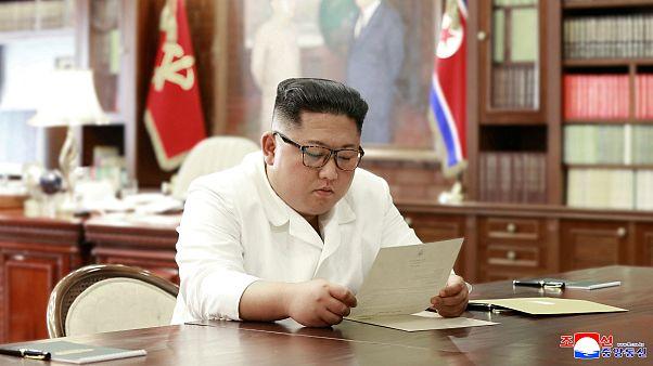 نامه ای که دونالد ترامپ برای کیم جونگ اون ارسال کرد